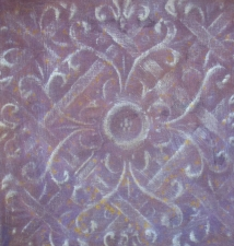 Linen over tin tile.jpg